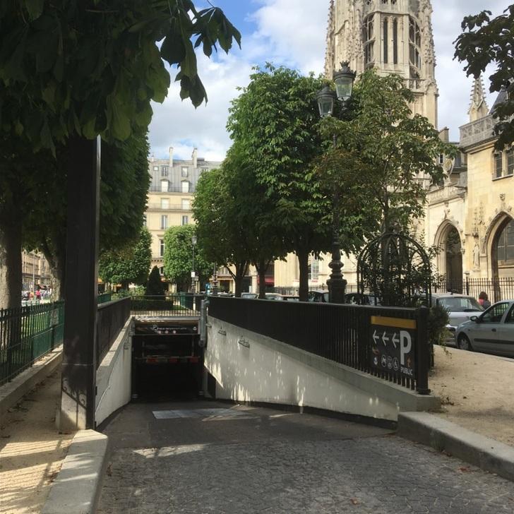 INDIGO LOUVRE SAMARITAINE Openbare Parking (Overdekt) Paris