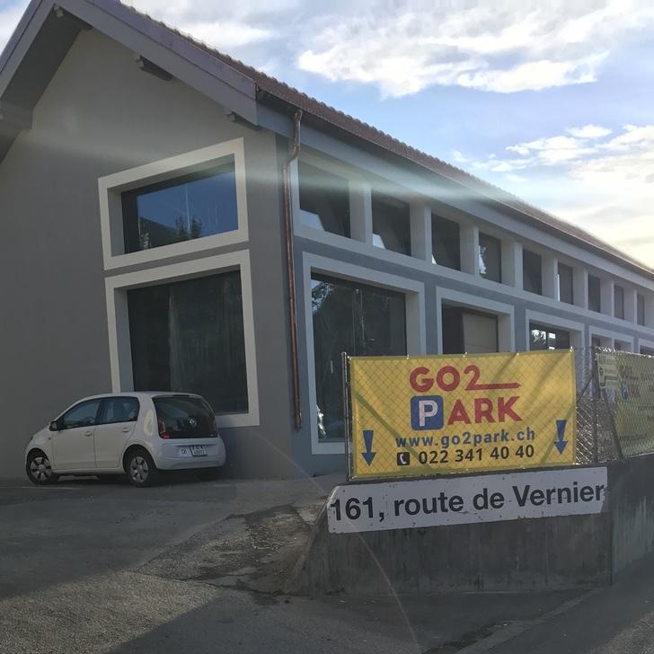 GO2PARK Discount Car Park (External) Vernier