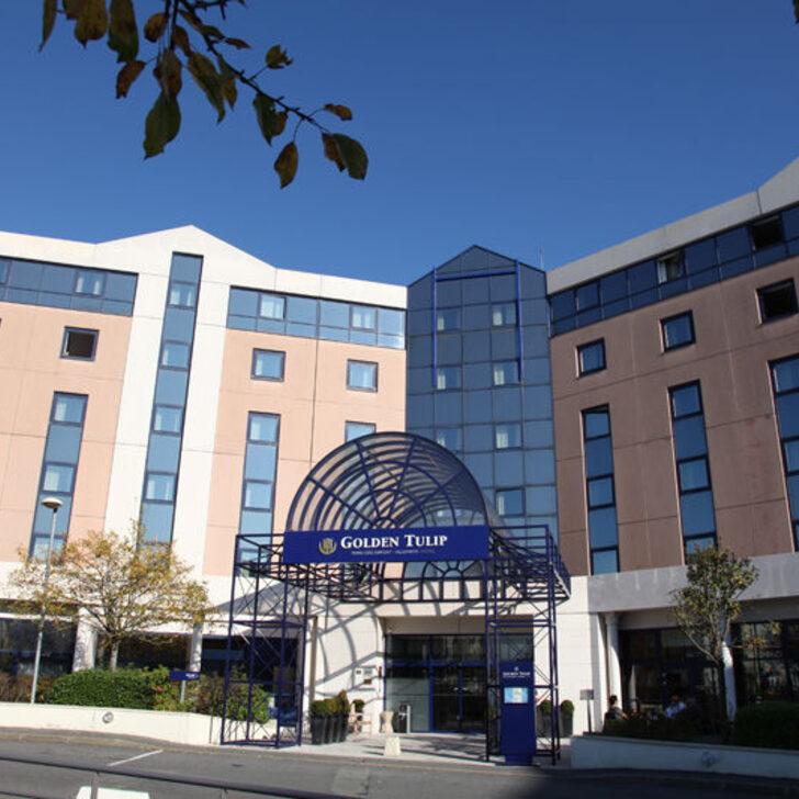 Hotel Parkhaus GOLDEN TULIP PARIS CDG AIRPORT VILLEPINTE (Extern) Roissy-en-France