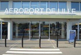 Parques de estacionamento Aeroporto de Lille Lesquin - Reserve ao melhor preço