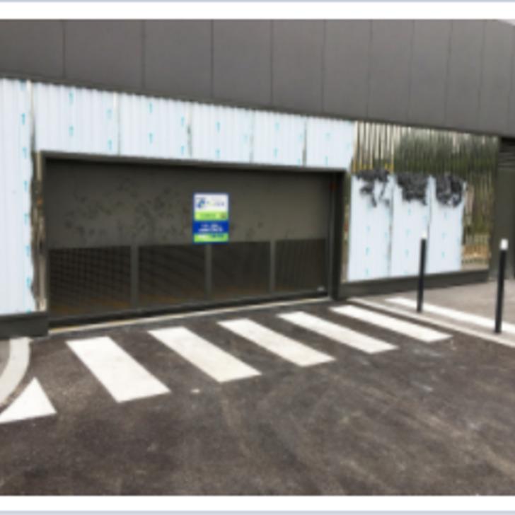 Parking Public BEPARK RER SAINT-DENIS (Couvert) Saint-Denis