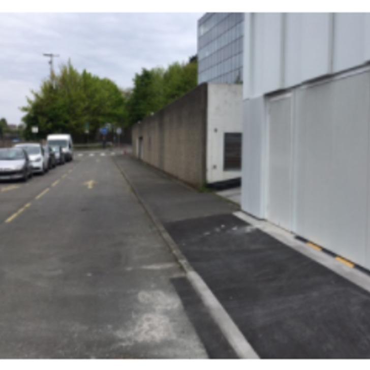 Öffentliches Parkhaus BEPARK CAULIER - EURALILLE VINAIGRERIE (Überdacht) Lille