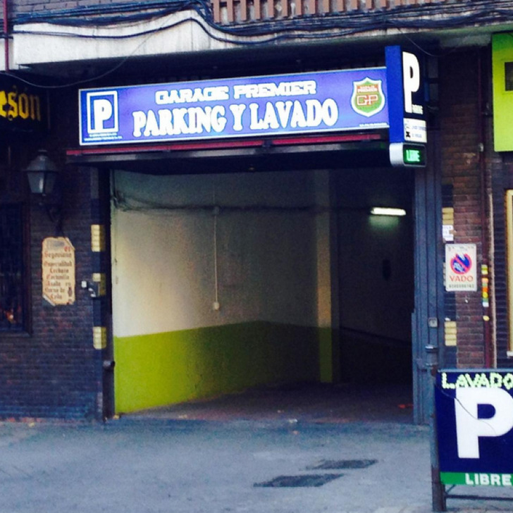 GARAJE PREMIER ATOCHA Openbare Parking (Overdekt) Madrid