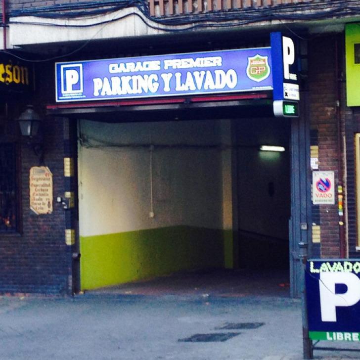 Parking Public GARAJE PREMIER ATOCHA (Couvert) Madrid