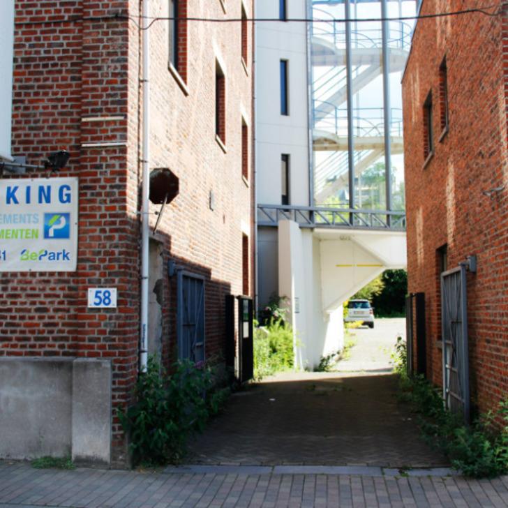 BEPARK DOYENNÉ Openbare Parking (Exterieur) Uccle