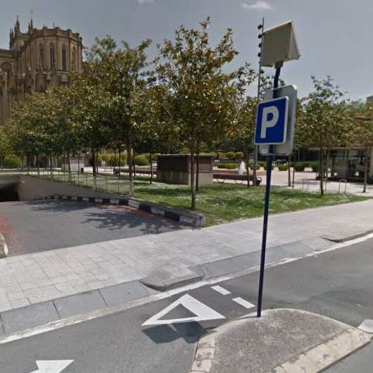 Parking Public APK2 CATEDRAL VITORIA (Couvert) Vitoria-Gasteiz