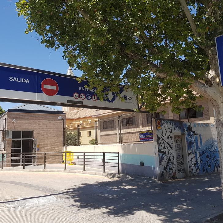 APK2 ESCOLAPIOS Openbare Parking (Overdekt) Granada