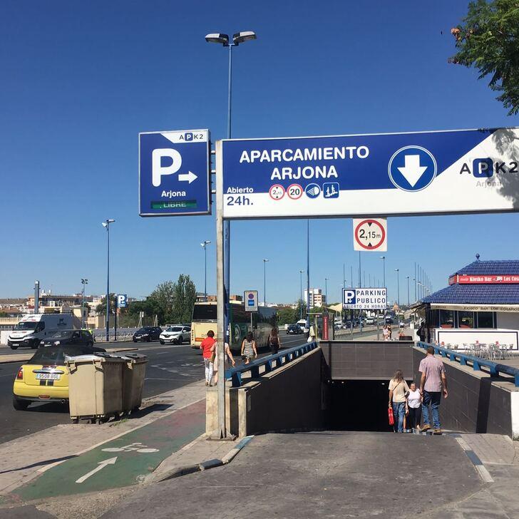 APK2 ARJONA Openbare Parking (Overdekt) Sevilla