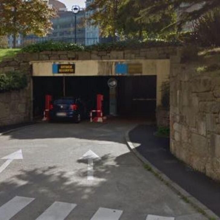APK2 PARQUE EUROPA Openbare Parking (Overdekt) A Coruña