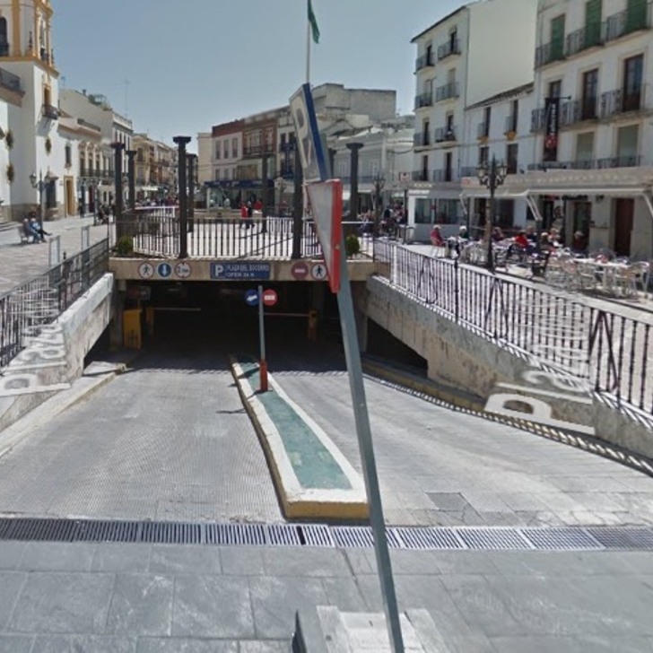 APK2 PLAZA DEL SOCORRO Public Car Park (Covered) Ronda