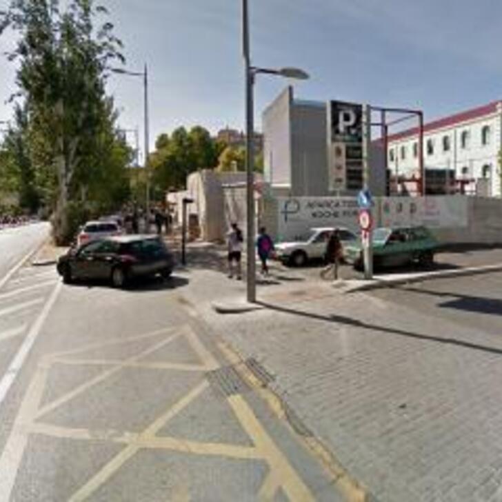 APK2 MONDRAGONES Openbare Parking (Overdekt) Granada