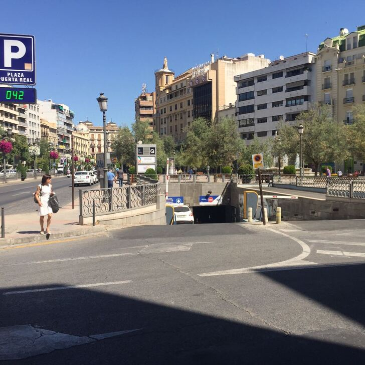 Parking Public APK2 PUERTA REAL (Couvert) Granada