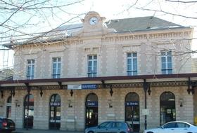 Parkeerplaats Station van Biarritz : tarieven en abonnementen - Parkeren bij het station | Onepark