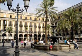 Parques de estacionamento Ciutat Vella em Barcelona - Reserve ao melhor preço