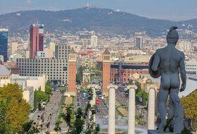 Parcheggi Barrio Sants-Montjuic a Barcelona - Prenota al miglior prezzo