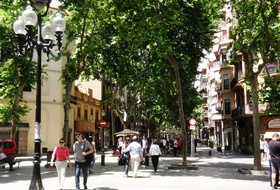 San Martin District car parks in Barcelona - Book at the best price
