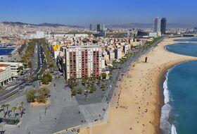 La Barceloneta neighborhood car parks in Barcelona - Book at the best price