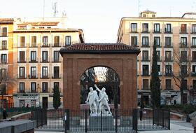 Parkings Quartier Malasaña à Madrid - Réservez au meilleur prix