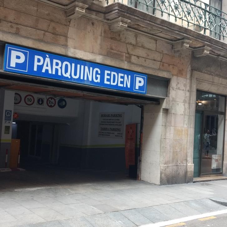EDEN Public Car Park (Covered) Barcelona