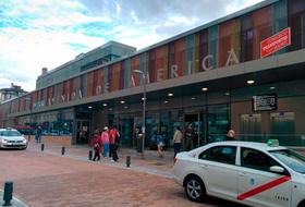 Parques de estacionamento Terminal Rodoviário Avenida América em Madrid - Reserve ao melhor preço