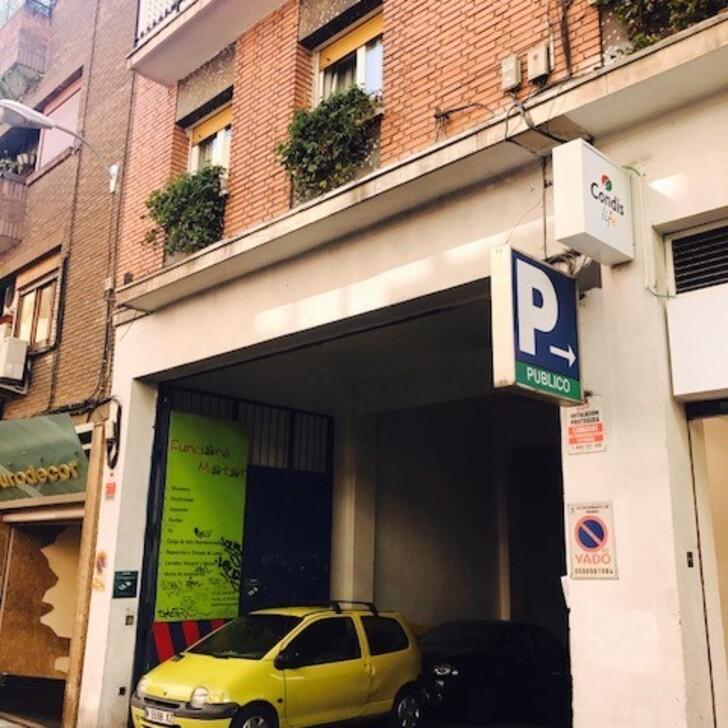 GARAJE ARIAS PROSPERIDAD Openbare Parking (Overdekt) Madrid