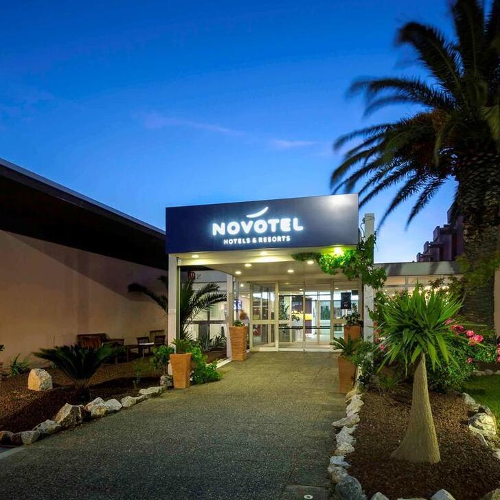 NOVOTEL PERPIGNAN Hotel Parking (Exterieur) Rivesaltes