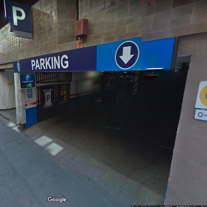AUGUSTA Discount Car Park (Covered) Barcelona