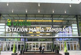 Parkings Estación Ave María Zambrano en Málaga - Reserva al mejor precio