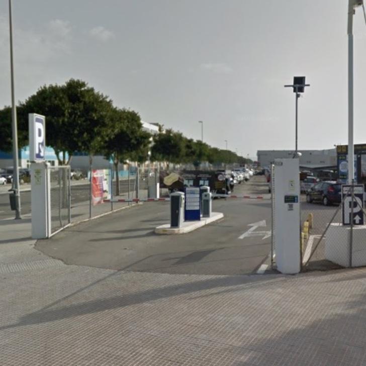 LOWCOSTPARKING Discount Car Park (External) Palma de Mallorca