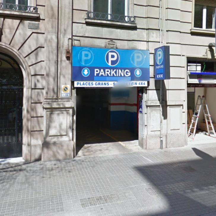 GARAGE VALIRA Public Car Park (Covered) Barcelona