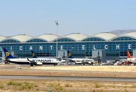 Parkings Aéroport d'Alicante-Elche El Altet - Réservez au meilleur prix
