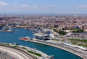 Port of Valencia car parks in Valencia - Book at the best price