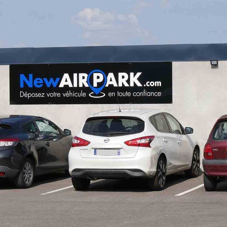 NEWAIRPARK Discount Parking (Exterieur) Schlierbach