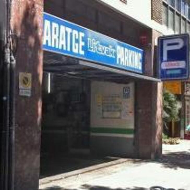 GARATGE LITVAK Openbare Parking (Overdekt) Barcelona