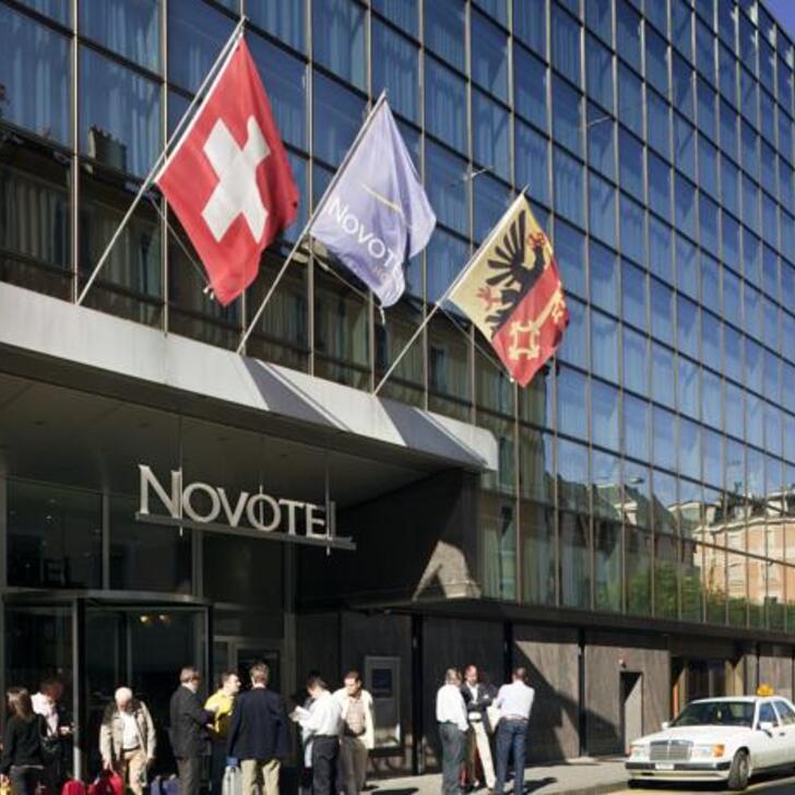 Parking Hotel NOVOTEL GENÈVE CENTRE (Cubierto) Genève