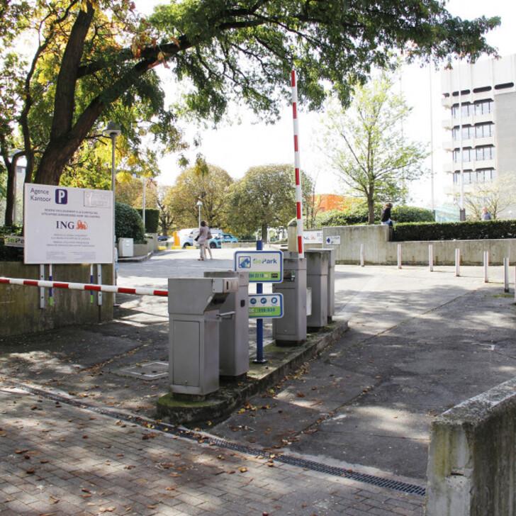 Parking Public BEPARK LINTHOUT 126 - SAINT-MICHEL (Extérieur) Etterbeek