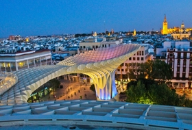 Parking Sevilla : tarifs et abonnements - Parking de ville | Onepark