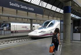 Parkeerplaatsen Gare de Sevilla-Santa Justa in Sevilla - Boek tegen de beste prijs