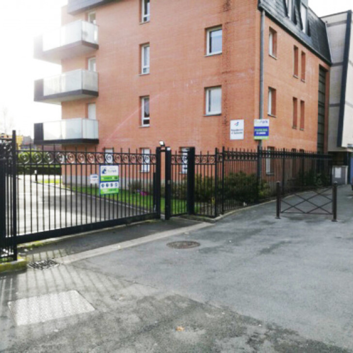 BEPARK GARE DE LA MADELEINE Nord 2 Openbare Parking (Exterieur) La Madeleine
