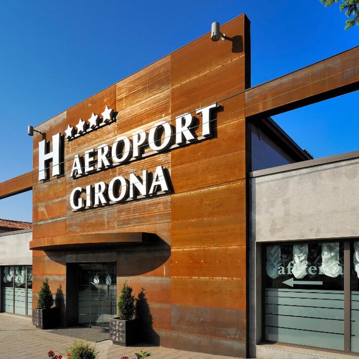 SALLÉS HOTELS AEROPORT GIRONA Hotel Parking (Exterieur) Riudellots de la Selva
