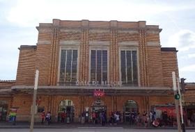 Parques de estacionamento Estação Ferroviária de Belfort em Belfort - Reserve ao melhor preço