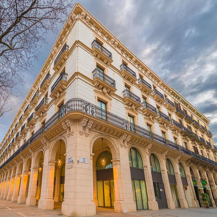 K+K HOTEL PICASSO Hotel Parking (Overdekt) Barcelona
