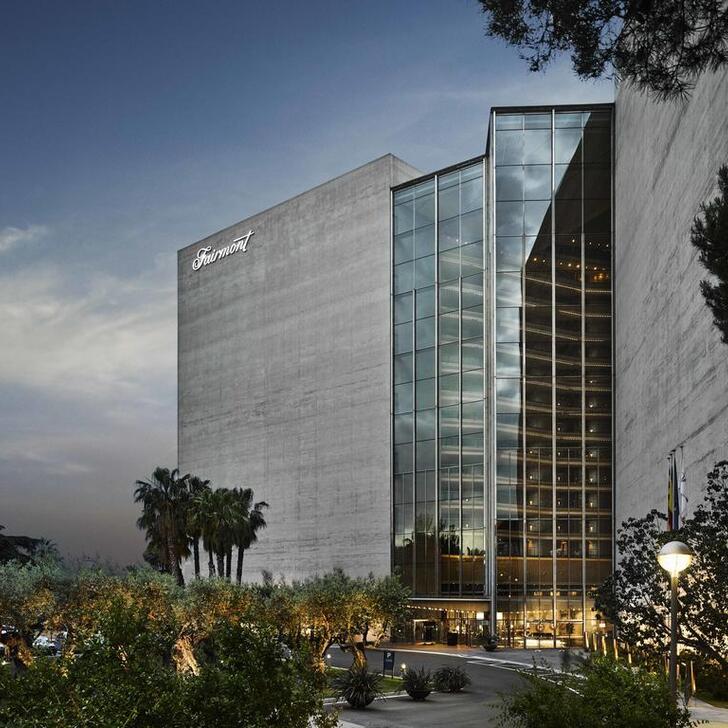 Parking Hotel FAIRMONT REY JUAN CARLOS I (Cubierto) Barcelona