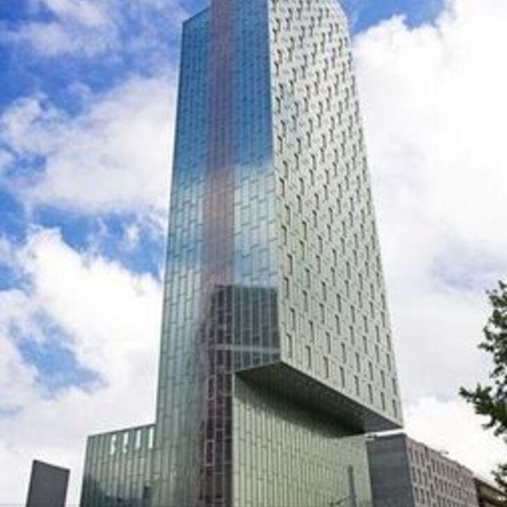 Parking Hôtel MELIÁ BARCELONA SKY - APK2 (Couvert) Barcelona