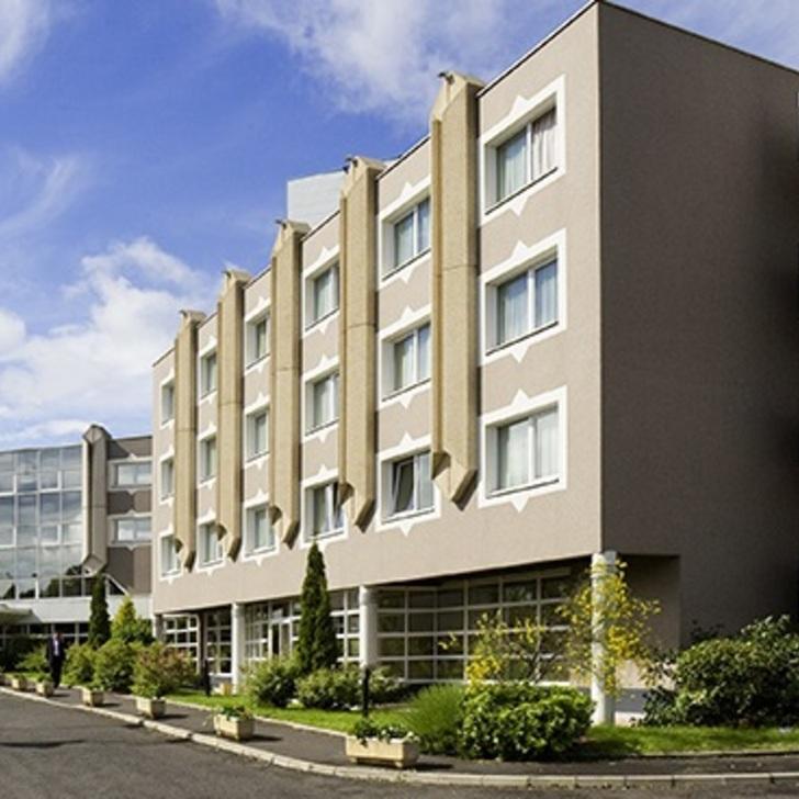 NOVOTEL CLERMONT-FERRAND Hotel Parking (Exterieur) Clermont Ferrand