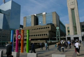 Brussels North Station car parks in Bruxelles  - Book at the best price