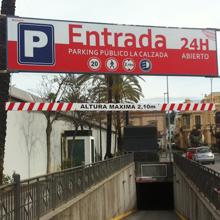 PARKIA LA CALZADA Public Car Park (Covered) Sanlúcar de Barrameda
