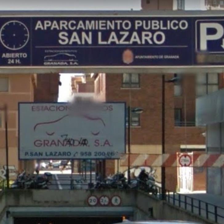 PARKIA SAN LÁZARO Openbare Parking (Overdekt) Granada
