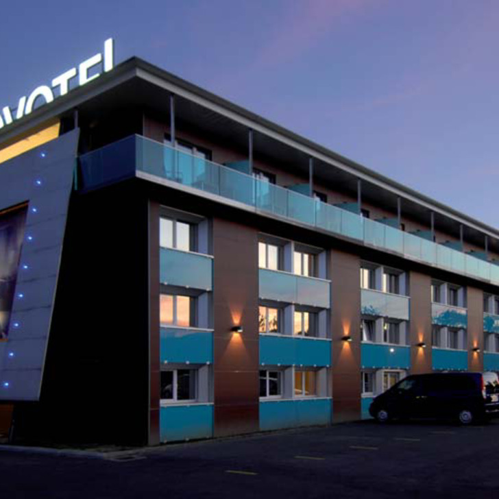 Parking Hotel NOVOTEL LAUSANNE BUSSIGNY (Exterior) Bussigny