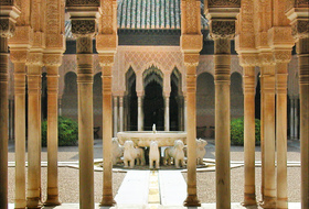 Alhambra car parks in Granada - Book at the best price